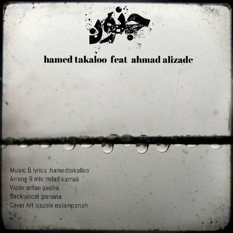دانلود آهنگ جدید حامد تکلو و احمد علیزاده جنون