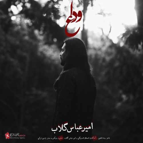 دانلود آهنگ جدید امیر عباس گلاب وداع