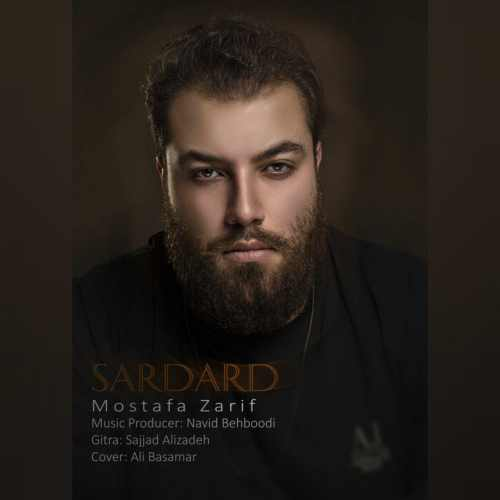 دانلود آهنگ جدید مصطفی ظریف سردرد